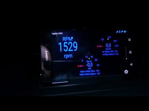 Dica de Aplicativo: Torque ( Parâmetros do seu carro no celular)