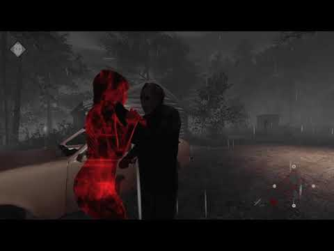 Friday The 13th #5 Tommy's Revenge Killing Jason