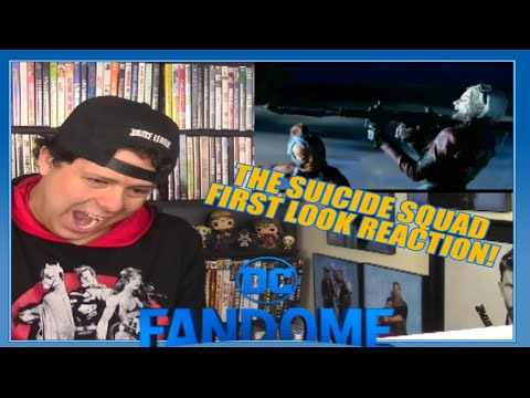 the-suicide-squad-'first-look'-reaction!---dc-fandome