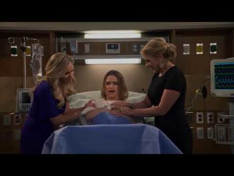 Fuller House Kimmy Gives birth