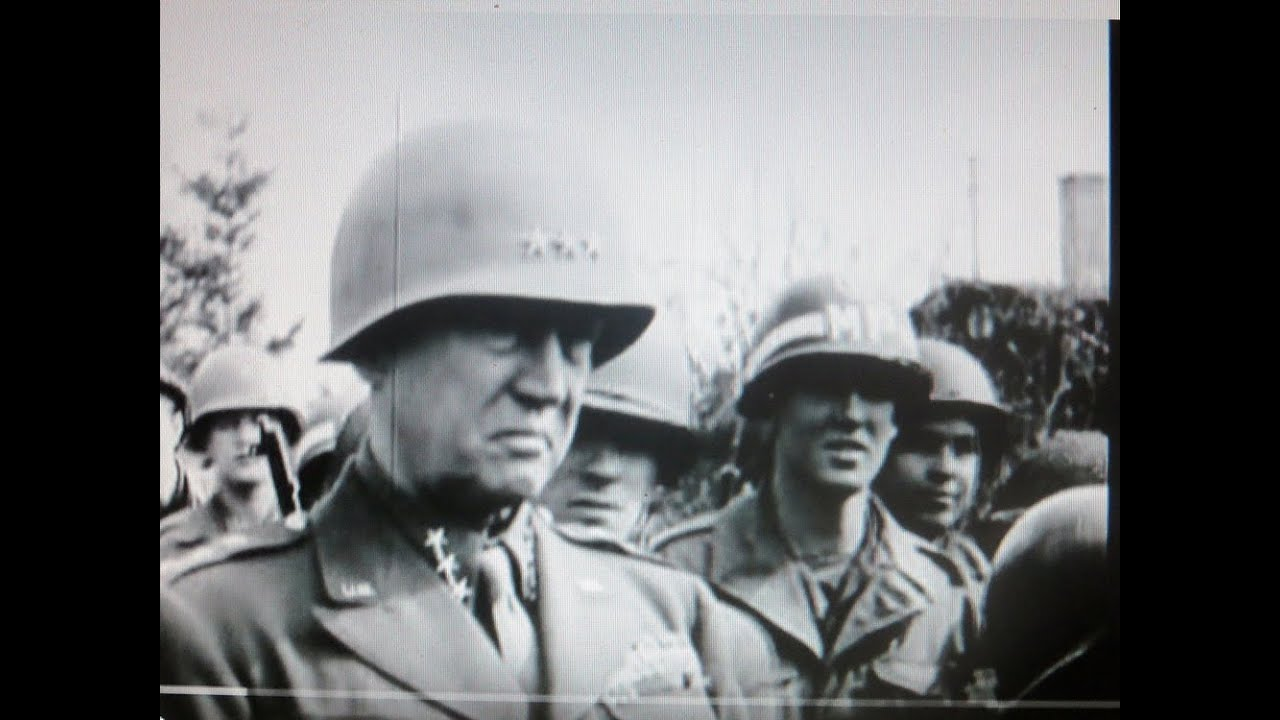 eisenhower and patton comparison The relationship between george s patton and dwight eisenhower has long been of interest to historians in that the it may be futile to compare them to patton.