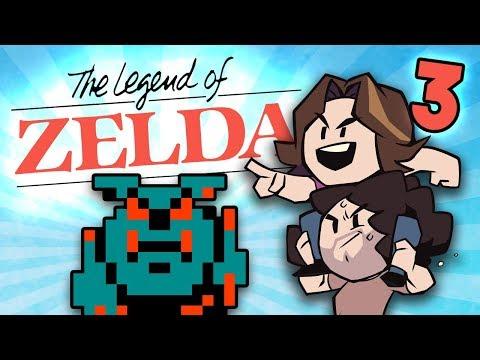 Beefed-Up Zelda: Arins DNA - PART 3 - Game Grumps