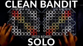 Clean Bandit - Solo feat. Demi Lovato (Seeb Remix) // Launchpad Performance Video