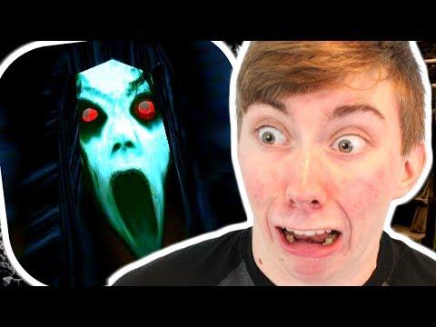 SLENDRINA: THE CELLAR! (iPhone Horror Game)