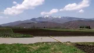 Ducati Monster 1100 嬬恋村(群馬県)