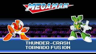 Thunder-Crash Tornado Fusion (Mega Man 2 / Mega Man 7 Jazz Medley: Crash Man + Tornado Man)
