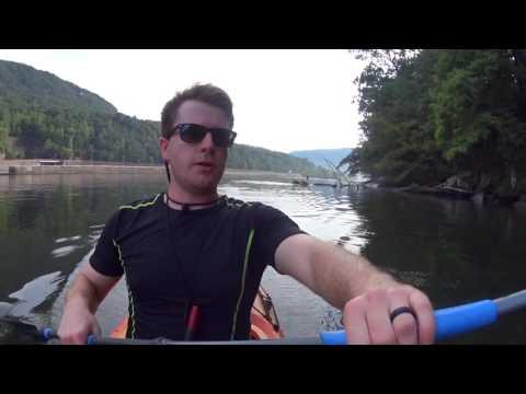 Kayak Camping TN River Blueway