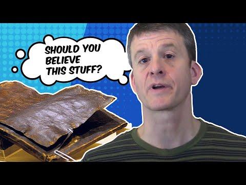 Should You Believe the Gospel of Barnabas?