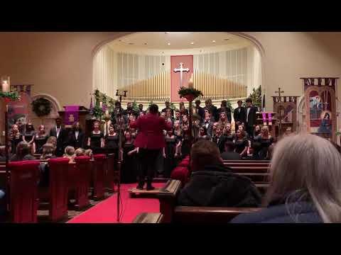 "Buckhorn High School's Concert Choir performs ""I'll Be Home For Christmas"" arr. Paul Langford."