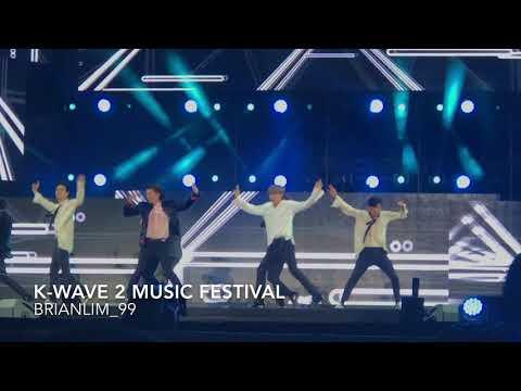 [LIVE] Black Suit - Super Junior - K-Wave 2 Music Festival 2018