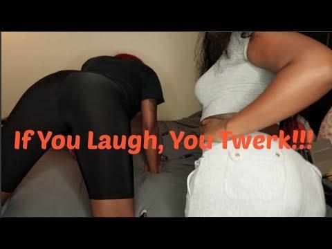 Try Not to Laugh Challenge.  Laugh = Tw3rk    NATAYA NIKITA