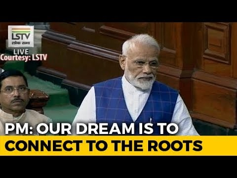 """""""Hope You Go Higher"""": PM Modi's Takedown Of Gandhis In Parliament"""