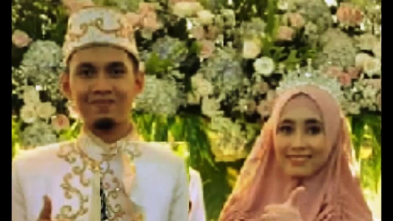 Resepsi pernikahan putri Ibu Hennie Yulianti Aula Setda 071219