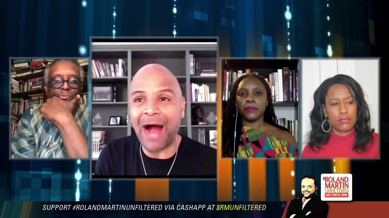 Roland's Book Club w/ Dondré Whitfield, Author of Male vs. Man