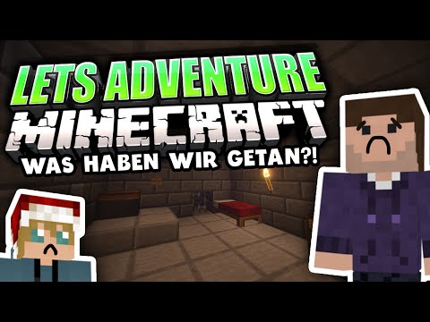 Knast Brüder mit Allergie! | Map 10 | 1/2 | Let's Adventure YOUR Minecraft