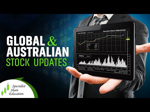 Global & Australian Stock Update: Create A Stock Market Trading Plan