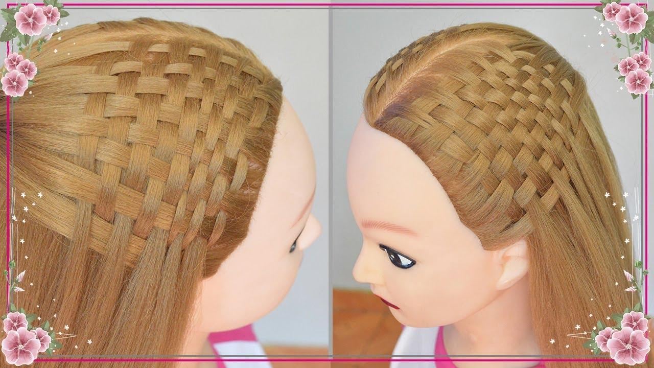 Trenza Estera O Tapete Peinados Faciles Y Rapidos