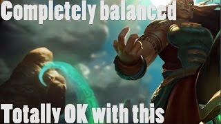 Illaoi is 100% BALANCED (I swear)