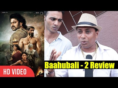 Thumbnail: Bobby Bhai Review On Baahubali 2 The Conclusion | Full Paisa Wasool Movie | Baahubali 2 Review