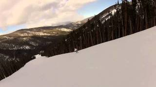 Keystone North Peak, Star Fire - Black Diamond