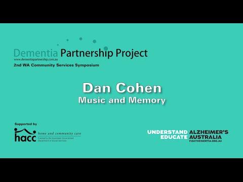 Dan Cohen: Music and Memory