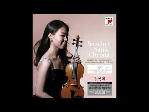 Sanghee Sania Cheong Beethoven Violin Concerto in D major, Op. 61 - Allegro ma non troppo