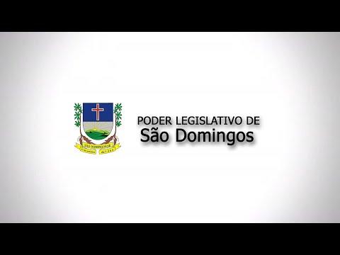 15ª Sessão Ordinária do Poder Legislativo de São Domingos Sergipe - 02-04-2019
