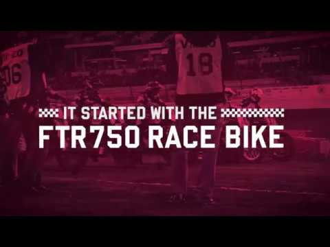 The FTR1200 is Coming - Indian Motorcycle