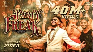 Download PARTY FREAK   CHANDAN SHETTY   NEW KANNADA SONG   OFFICIAL MUSIC VIDEO 4K   UNITED AUDIOS