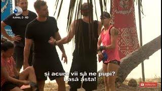 Survivor - 5-9! Cine castiga jocul de IMUNITATE? Conflict incredibil intre Lola si Mihai!