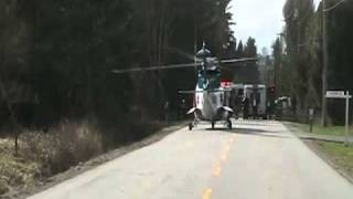 Medevac Helicopter Accident