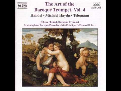 Trumpet Concerto No. 2 in C major - 2 Allegro molto