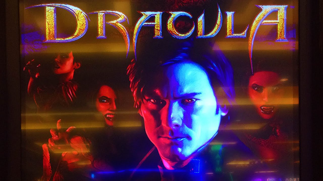 Dracula Slot Machine