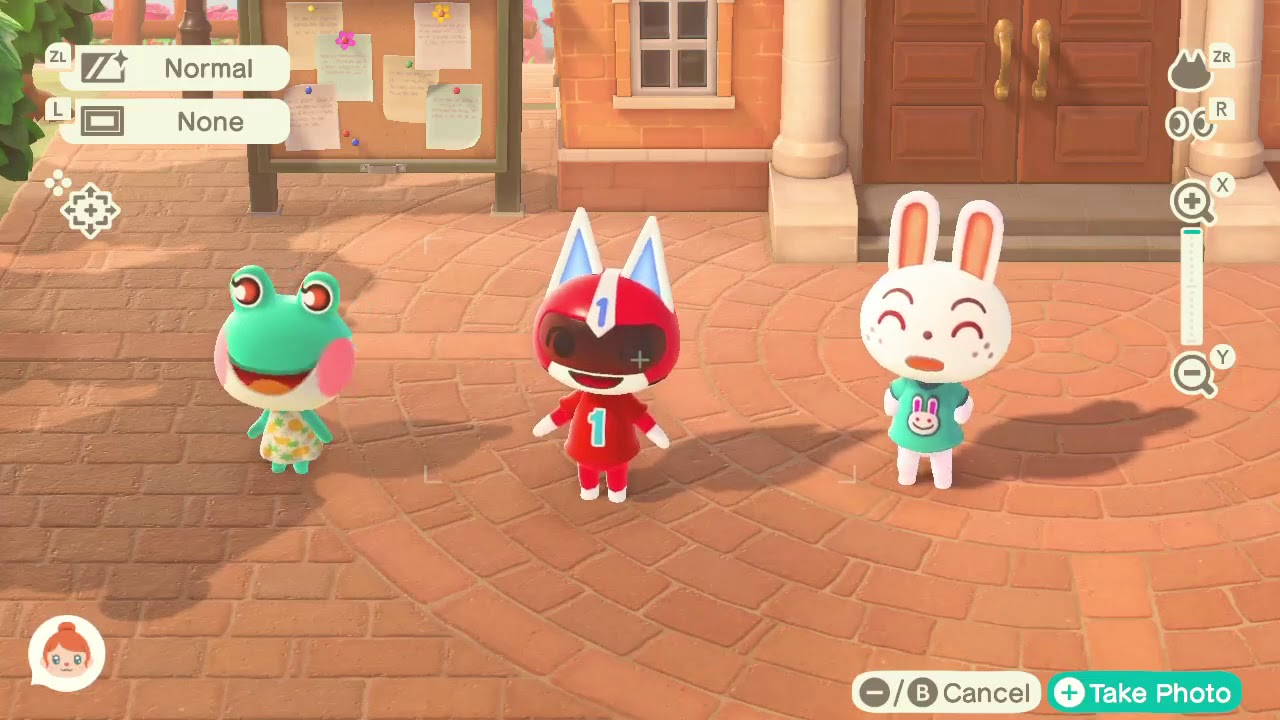 Lily Kid Cat And Ruby Singin Bublegum K K Animal Crossing New