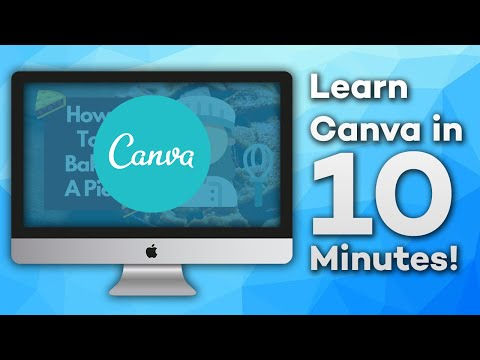 Canva: How to Download your Designs.