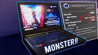 Mending Laptop atau PC ? Ya Mending LAPTOP BERTENAGA PC ! Review Acer Helios 500 |
