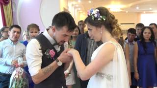 Свадьба в Канаше 17 07 2015