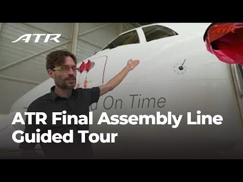ATR Final Assembly Line - Guided Tour