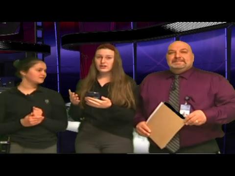 Holy Trinity Catholic High School Morning Announcements