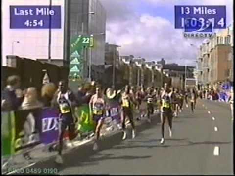 Maratona de Londres - masculino - 2000