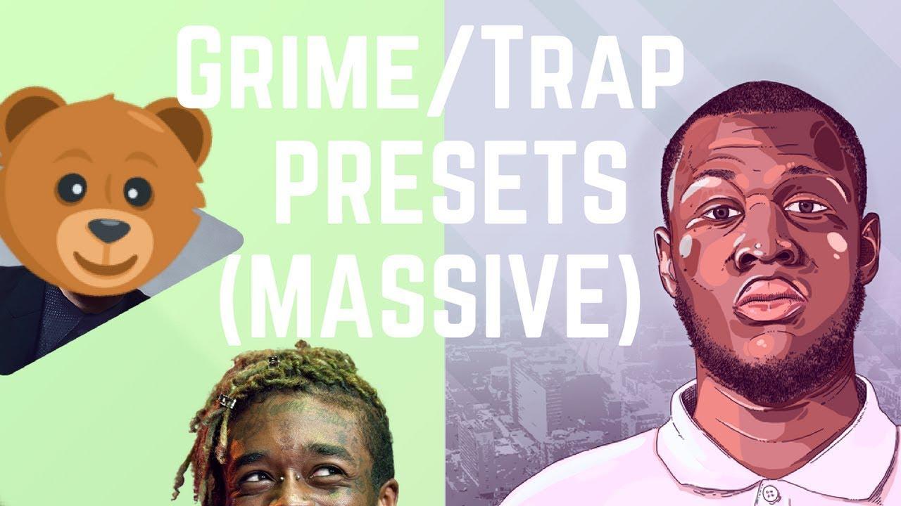 Grime & Trap Presets For MASSIVE [Free Download]