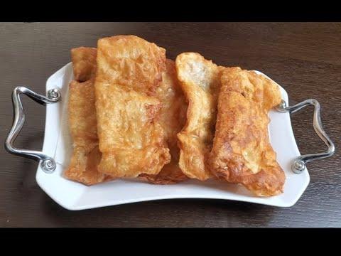 Ethiopian original fetira breakfast