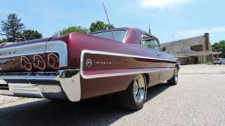 1964 chevy impala for sale at www coyoteclassics com