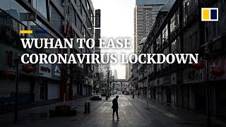 China to lift travel restrictions in Hubei after months of coronavirus lockdown