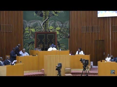 [REPLAY1 ] Revivez  la levée de l'immunité parlementaire de Khalifa Sall (Assemblée Nationale)