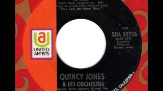 QUINCY JONES & his ORCHESTRA  Soul Flower