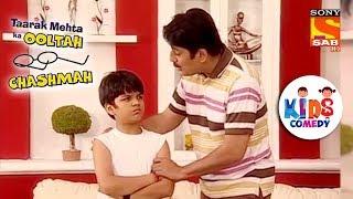 Taarak Convinces Tapu To Appear For Exams | Tapu Sena Special | Taarak Mehta Ka Ooltah Chashmah