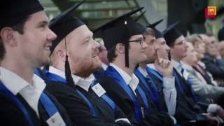 HPIAbsolventenfeier 2016 Informatiker feiern Abschluss des Bachelor und Masterstudiums