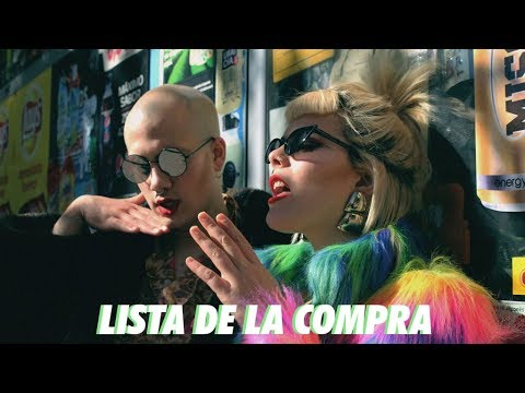 Lista de la Compra (videoclip) | Rexxiana ft Catequesis