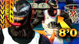8 FOOT POINT GUARD VENOM In NBA 2K Breaks 2K's Archetype System.. | DominusIV
